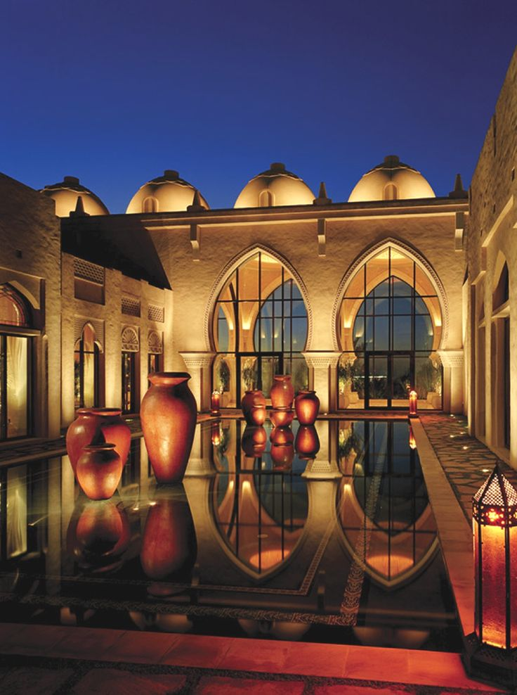 One & Only Royal Mirage located in Dubai, UAE - Stayed at this hotel 12 years ago on my first trip to Dubai