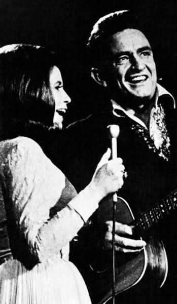 Celebrating Johnny Cash & his Love for June.
