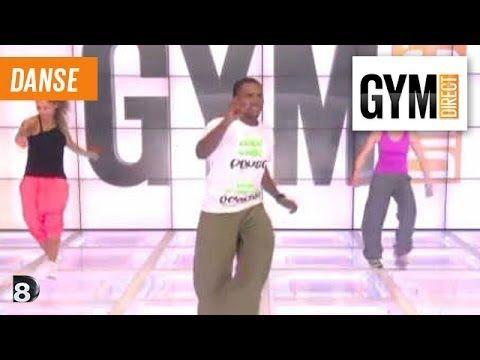 Step touch, la base de la danse avec Kevin sur Gym Direct. Gym Direct, la plus grande salle de sport de France est sur Youtube ! Renforcement musculaire, car...