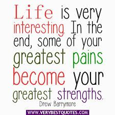 Encouraging quotes - Greatest Strengths.