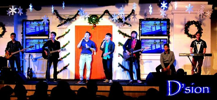 D'SION In Launching Album Kompilasi  LIFE STORY