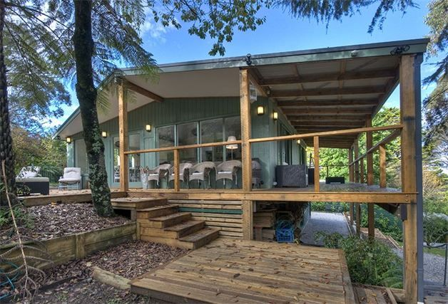 This is were we will be staying Ribbon Gum Lodge - Leura.