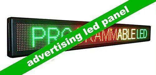 GOWE outdoor IP65 advertising led panel, scrolling displa... https://www.amazon.co.uk/dp/B01103T33U/ref=cm_sw_r_pi_dp_U_x_fgOwAb0A9ZN6G