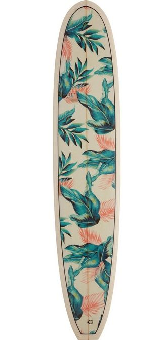 "BILLABONG SURFBOARDS TROPICAL 9'0"" LONGBOARD"
