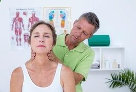 According to Spine Universe, poor posture--where the shoulders are hunched and your head juts forward--is one of the leading causes of neck injuries and neck pain. Constantly reminding yourself to sit and stand up straight are a good start for improving posture. There are also some specific exercises you can do to ease neck pain and train your...