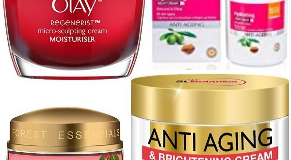 12 Best Anti Aging Creams In India For Dry Skin 2020 Senstive And Normal Skin Best Anti Aging Creams Anti Aging Cream Olay Skin Care