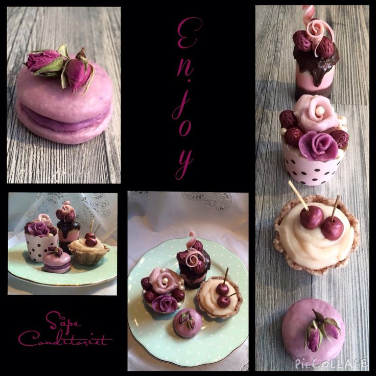 This is my entry for this months soap challenge hosted by Amy Warden at Great Cake Soapwork.  Handmade Soap Cakes by Såpe Conditoriet