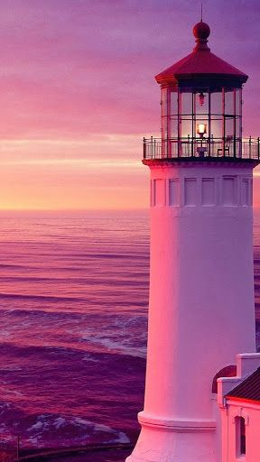 There's something appealing about lighthouses. Perhaps it's the old-world charm, with a hint of romanticism, and well, it guides us home.