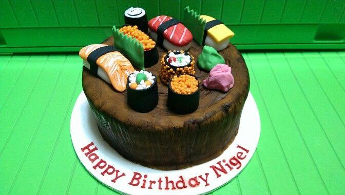 Sushi for Nigel :)