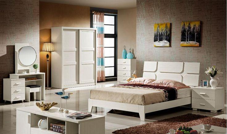sliding door wardrobe/bedroom set