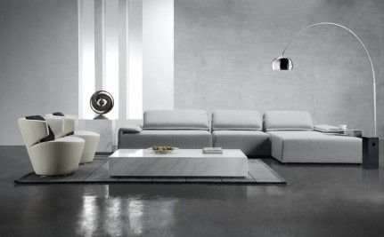 CTL818 Marble Coffee Table