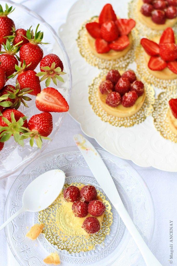 Tarte aux fraises ou tarte aux framboises ? - Quatre Saisons Au JardinQuatre Saisons Au Jardin