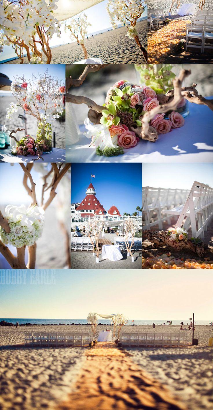 Yulia and Barry: a beautiful coronado wedding | San Diego Wedding Blog