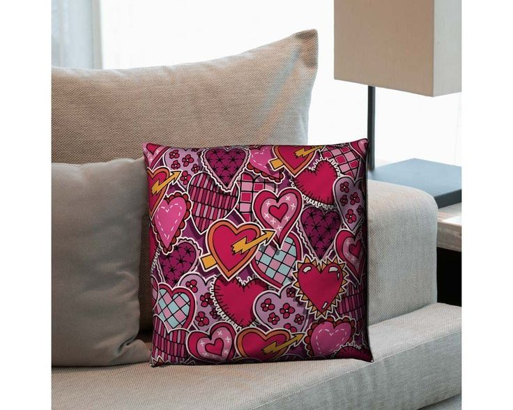 Love pattern, διακοσμητικό μαξιλάρι ,9,90 €,http://www.stickit.gr/index.php?id_product=17430&controller=product