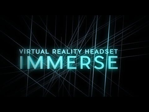 thumbsUp! UK : Immerse- Virtual Reality Headset