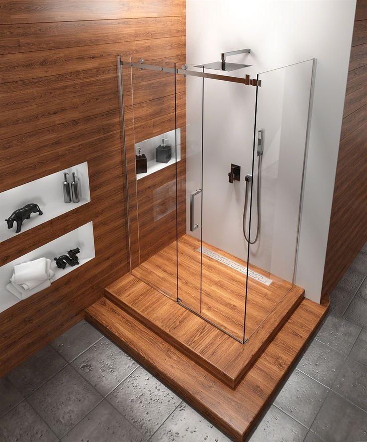Sprchový kout NIXON 80x120 cm