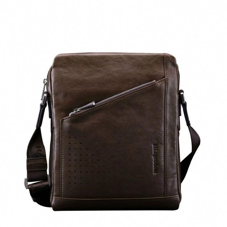 mens genuine leather messenger bags 607e2f7b9dcad
