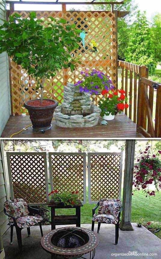25+ best easy deck ideas on pinterest | diy patio, diy deck and ... - Easy Patio Ideas