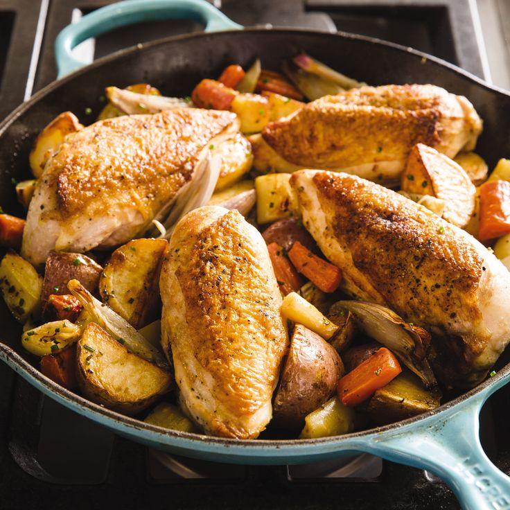 America S Test Kitchen Baked Chicken Breast