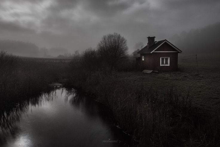 """The cottage - Image taken in Kirkkonummi,Finland.Feel free to check my  <a href=""""http://on.fb.me/1QRPKqq"""">Facebook</a>"""