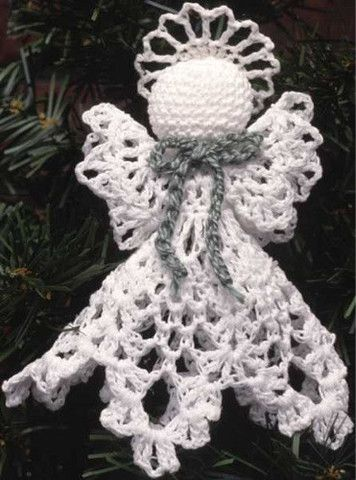 Picture of Little Angels Set Crochet Pattern