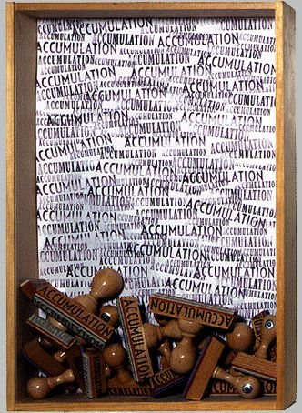 Arman - Accumulation