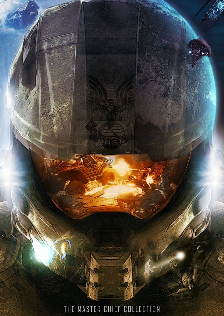 Master chief collection tomorrow. I'm seriously SO excited