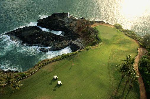 golf course kauai