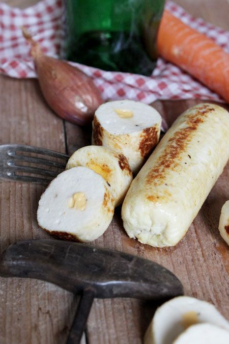 Boudins de poulet cœur fromage