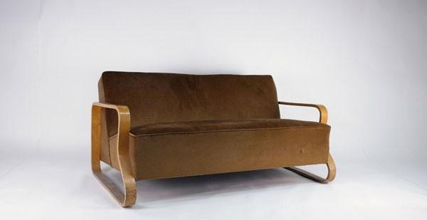 Paimio, Alvar Aalto (Artek). Stijl: Scandinavische golf