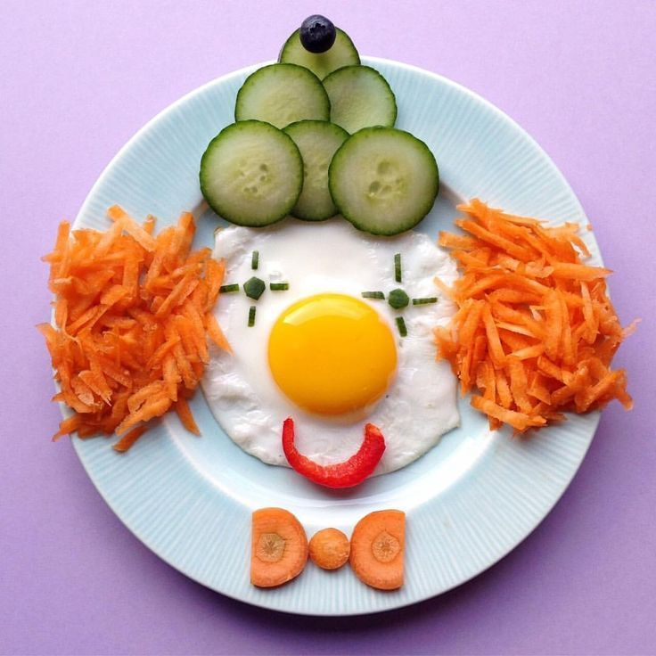 Essen und Trinken: # Teller # Mittagessen # Kinder # Kinder # Essen # Ernährung   – детские блюда