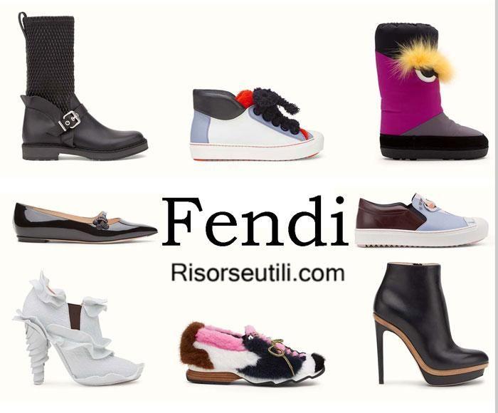 Shoes Fendi fall winter 2016 2017 for women