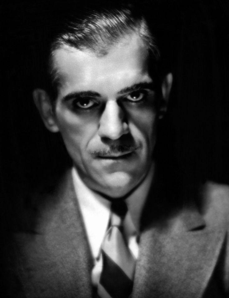 Boris Karloff  11/23/1887 - 2/2/69    NOTABLE FILMS  Frankenstein, The Mummy, The Black Room