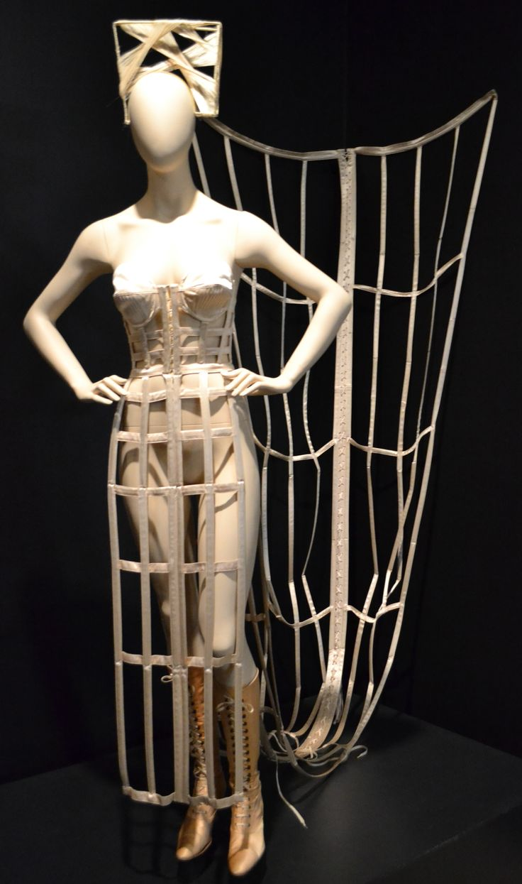 Gaultier Cage