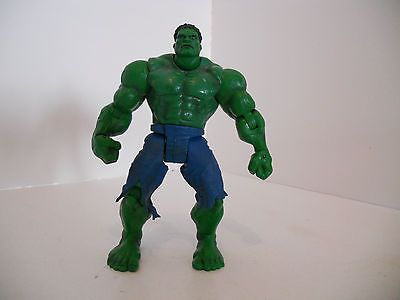 """#Punching hulk marvel #loose figure 7"""" used the hulk #movie series 2003 toybiz,  View more on the LINK: http://www.zeppy.io/product/gb/2/152281283968/"""