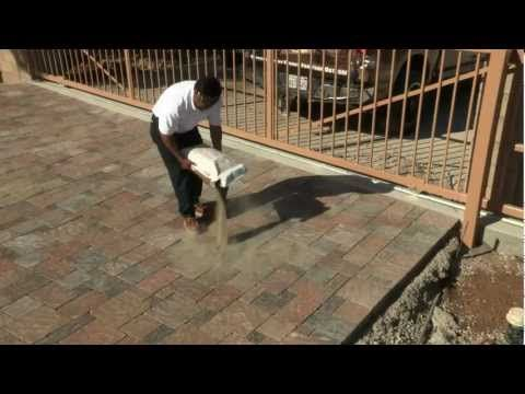 How to Make a Weed-free Brick Driveway (that Stays that way!) | Frugal    Family    Times