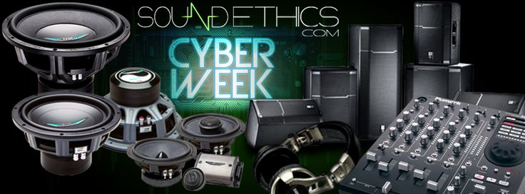 "CYBER WEEK! 20% OFF ALL IMAGE DYNAMICS SUBWOOFERS AND SPEAKERS ALL WEEK LONG....and 15% off ALL OTHER ITEMS when you use the ""Make an Offer"" Button. Submit your offer and we will accept within minutes so you can complete your checkout! (if the amount that you offer isn't correct, we will counter offer with the correct amount). FREE SHIPPING (lower 48 only). Contact us for HI and AK orders. www.SoundEthics.com"