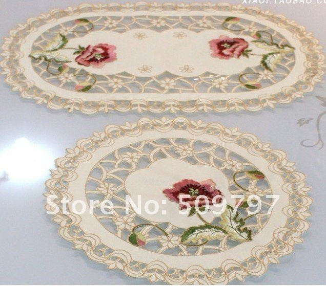 tablecloth and table runners