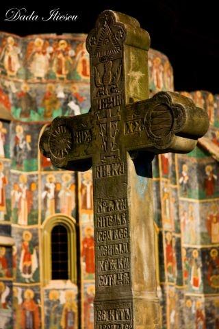Sucevita Monastery - Bucovina - Romania