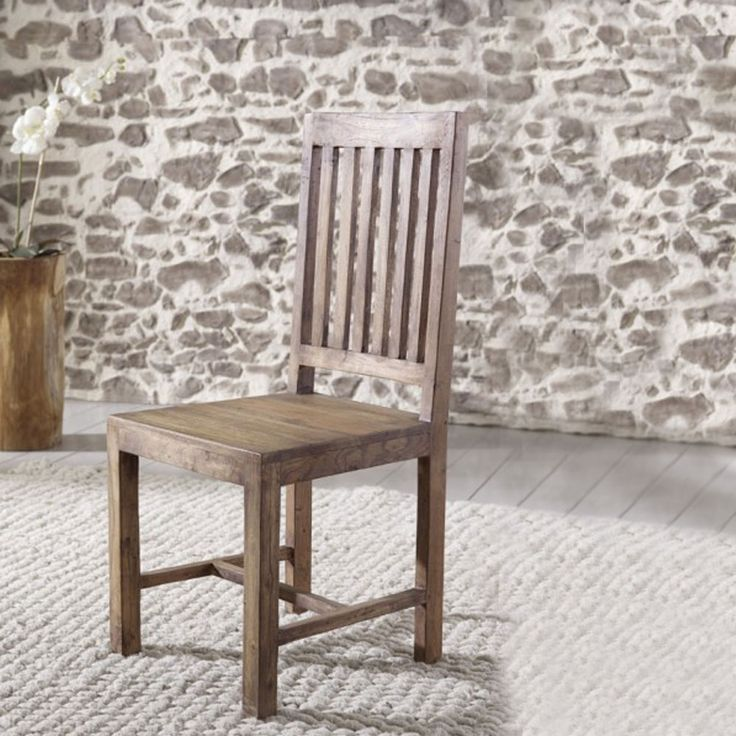 For those who admire simplicity, <em><strong>Yoga Assis</strong></em> Chair is just the thing to own.Dimensions: 45 x 45 x 100 cm