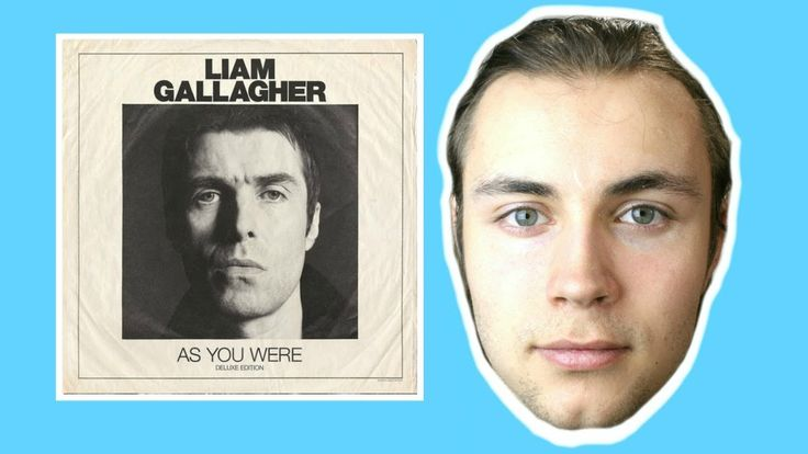 Liam Gallagher - As You Were ALBUM REVIEW