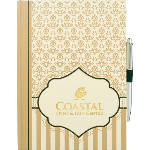 Wainscot Large Bound JournalBook