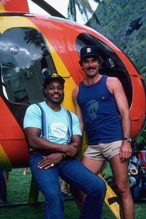 Magnum, P.I. (1980)  Photos with Tom Selleck, Roger E. Mosley