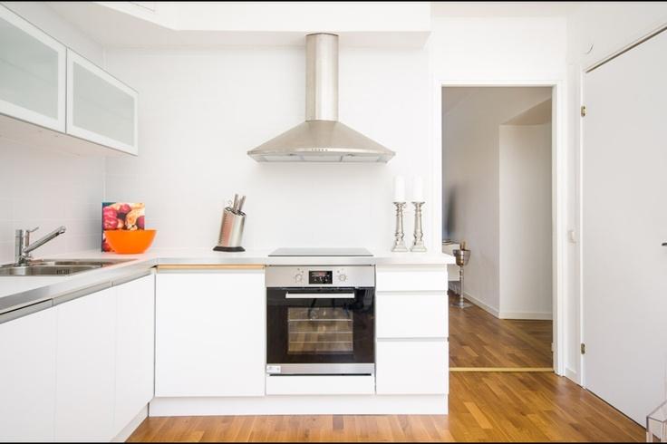 Best Swedish White Kitchen Modern Scandinavian White Modern 400 x 300