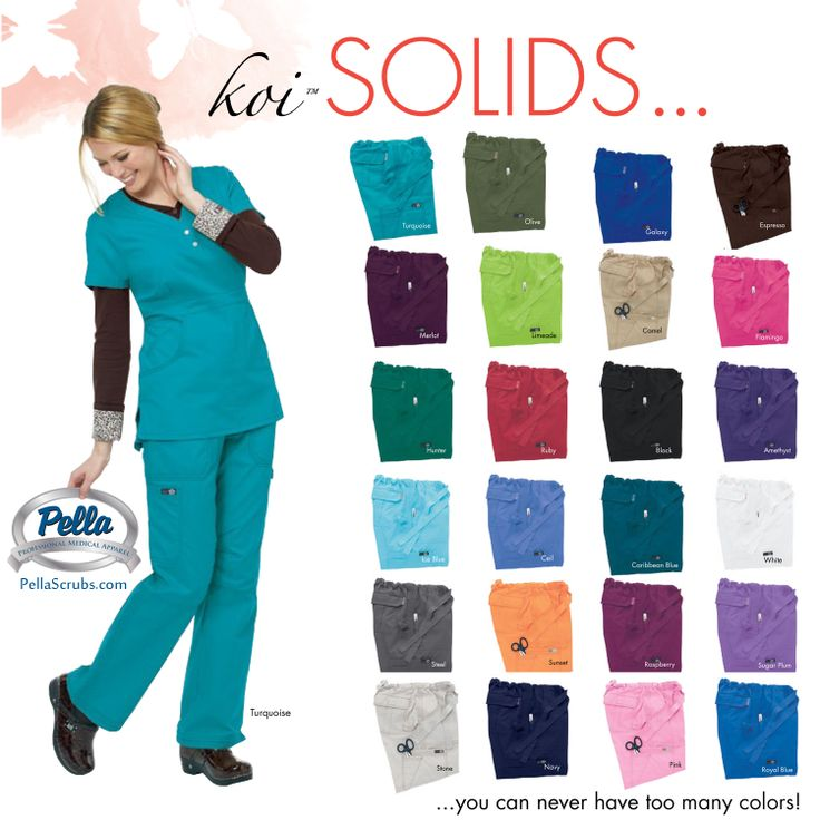 Our most popular pant: Koi's Lindsey! In stock and ready for you to try on and take with you today  Pella Scrubs Store 835 Broadway | Pella, IA 50219