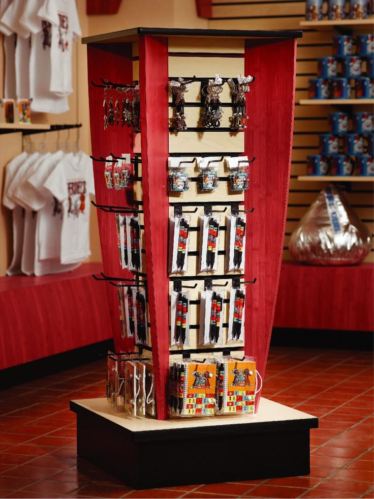 Nevamar - Shop Fitout