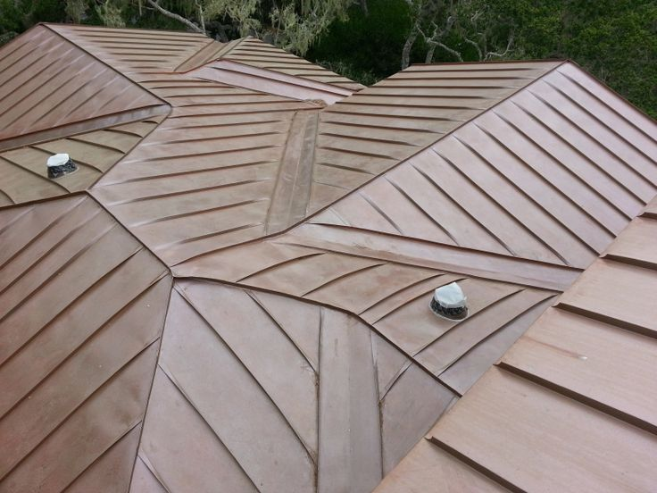 Standing Seam Roofing Gallery | Fine Metal Roof Tech
