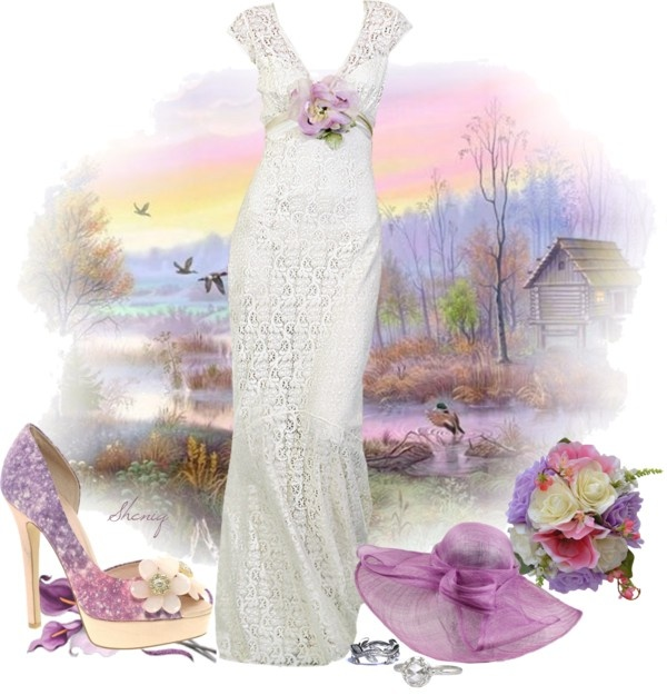 """Southern Bride by Sheniq"" by sheniq on Polyvore"
