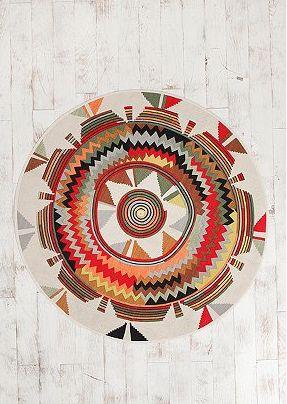 Cafe Cartolina: American Indian inspired decorating