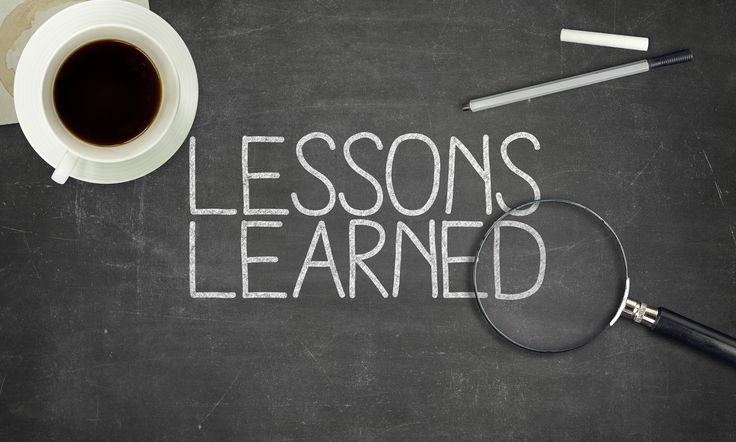 LESSONS I'VE LEARNED ~ in business so far #thesensecheck